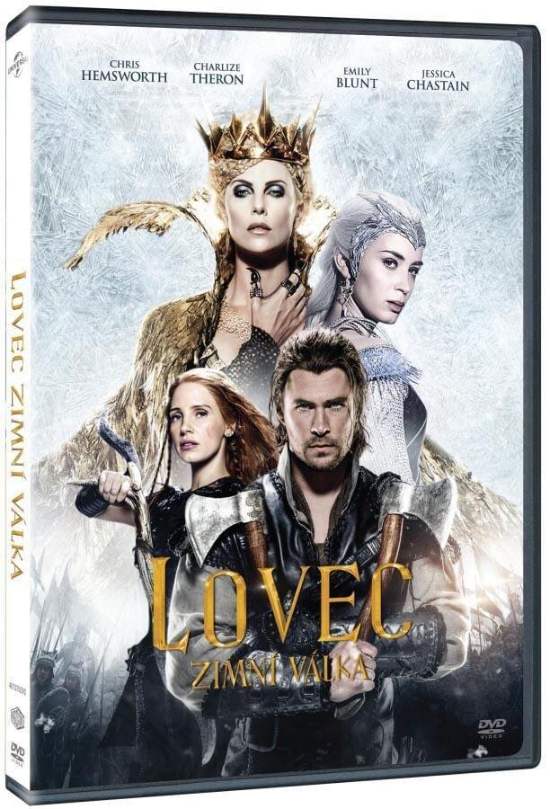 LOVEC: ZIMNÍ VÁLKA (DVD)  - Film