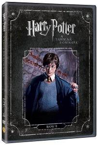 Harry Potter 2 a Tajemná komnata - DVD