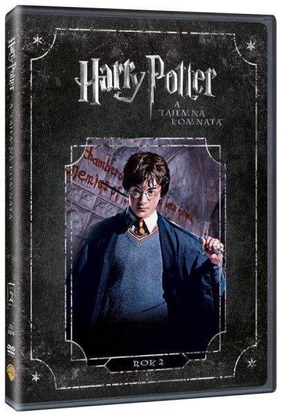 Harry Potter 2 a Tajemná komnata - DVD  - Film