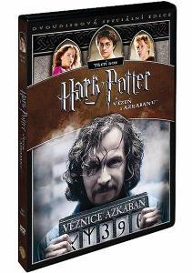 Harry Potter 3 a Vězeň z Azkabanu - 2DVD