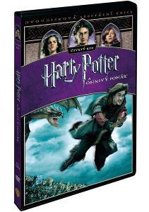 Harry Potter 4 a Ohnivý pohár - 2DVD