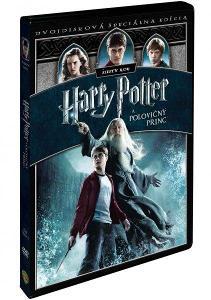 Harry Potter 6 a Princ Dvojí krve - 2DVD