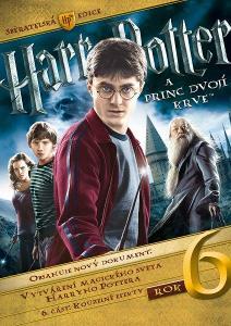 Harry Potter 6 a Princ dvojí krve - 3 DVD