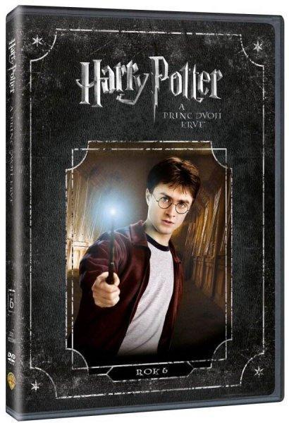 Harry Potter 6 a Princ dvojí krve - DVD  - Film