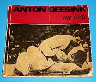 Kniha Anton Geesink - Mé judo (1967)