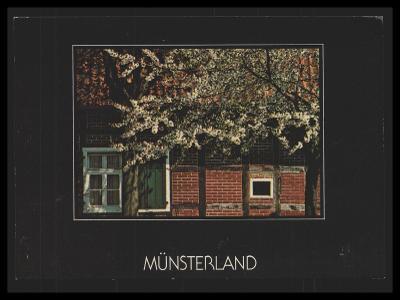 MÜNSTERLAND • NĚMECKO • 3_404