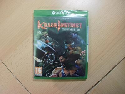 Hra na XBox ONE - Killer Instinct - Definitive Edition - Nová