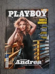 Časopis Playboy 07/2019