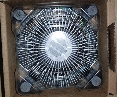 Originální Intel Stock ventilátor