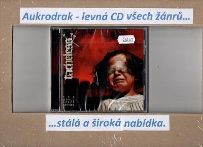 CD/Tacheless-The World Keeps Burning
