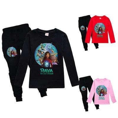 Raya a drak - dětské tričko a tepláky, různé velikosti