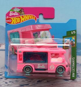 Barbie Dream Camper HotWheels