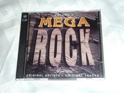 Mega  ROCK  2 CD  .. Volume 1 .. Status QUO - Jethro TULL - RAINBOW