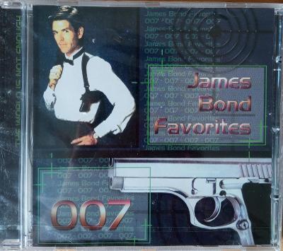 James Bond Favorites