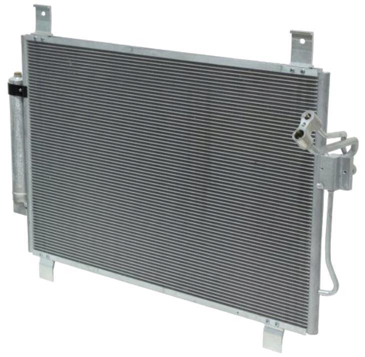 Chladič kondenzátoru KLIMATIZACE NISSAN PATHFINDER - Náhradní díly a příslušenství pro osobní vozidla