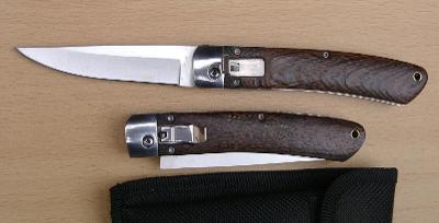 Vystřelovací nůž  - 21/12 cm