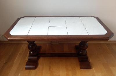 Konferenční stůl masiv