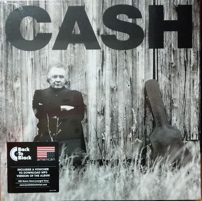 LP vinyl Johnny Cash American II: Unchained