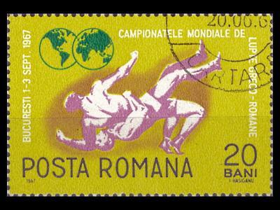 Rumunsko 1967 Mi 2614