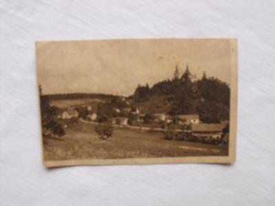 Starý pohled Vranov u Brna (30 léta)