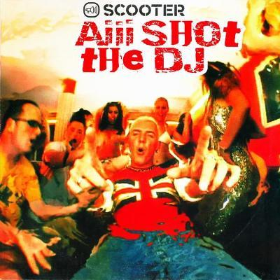 """LP- SCOOTER - Aiii Shot The DJ (12""""Maxi singl)´2001 TOP HIT"""