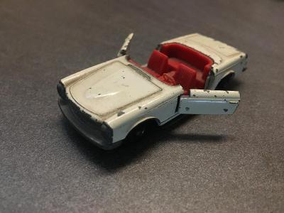 Matchbox Mercedes 230SL by Lesney - patent No 983558 - r.1966!!!