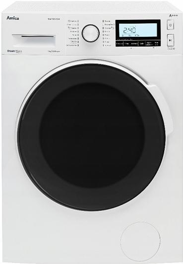 Pračka Amica TAW 7123 DCW A +++ 7kg Add + SLIM