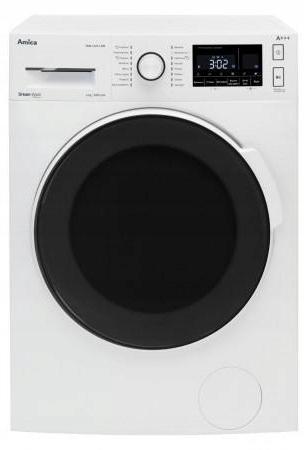 Pračka Amica TAW6123LSW třída A +++ Přidat + 6 kg 1200 ot