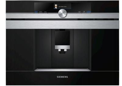 Automatický kávovar Siemens CT636LES1 19 bar