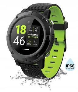 Chytré hodinky Motus Amoled Smartwatch
