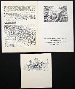 POF. SU 22 - ANKETA O NEJKRÁSNĚJŠÍ ZNÁMKU ROKU 1984 (S2030)