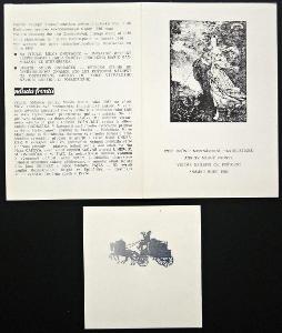 POF. SU 24 - ANKETA O NEJKRÁSNĚJŠÍ ZNÁMKU ROKU 1986 (S2032)