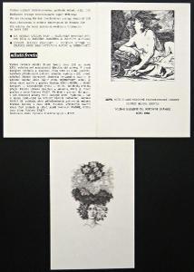POF. SU 26 - ANKETA O NEJKRÁSNĚJŠÍ ZNÁMKU ROKU 1988 (S2034)