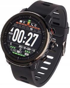 Smartwatch Garett Sport 29 šedá IP68 380 mAh