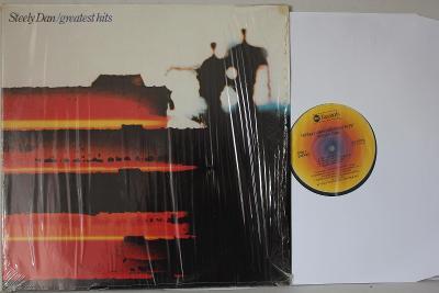 Steely Dan – Greatest Hits 2xLP 1978 vinyl USA 1.press super stav NM-