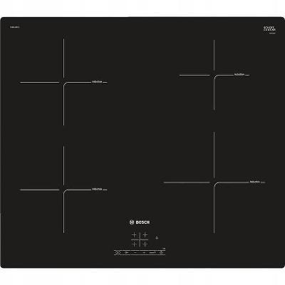 Indukční varná deska Bosch PUE 611BF1E PowerBooster