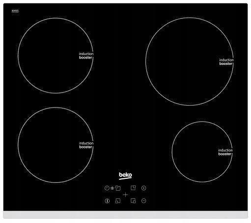 Beko HII64402ATX Indikátor indukční varné desky - Velké elektrospotřebiče