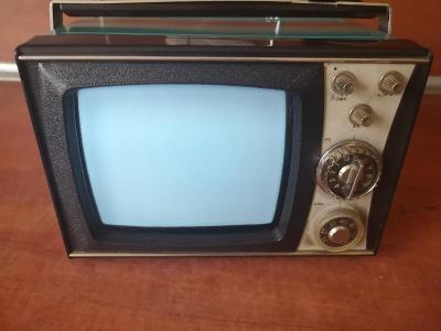 Sovětský televizor Shiljalis 401DS