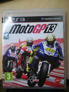 Ps3 MOTOGP 13 - pro SONY Playstation 3 moto gp 13