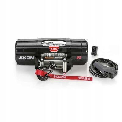 WARN Axon 55 naviják electricky Tahová kapacita: 2495 kg