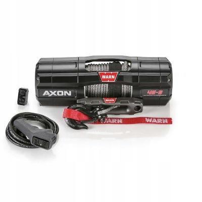 Tažná kapacita navijáku WARN Axon 45-S: 2041 kg