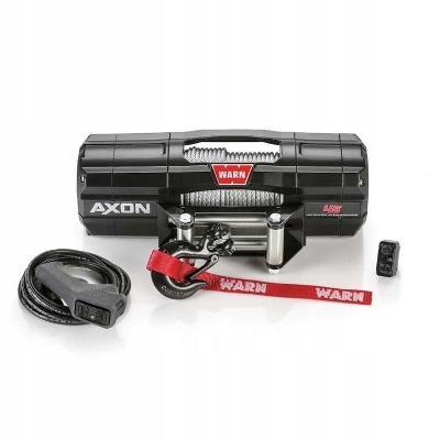 WARN Axon 45 naviják electricky Tahová kapacita: 2041 kg