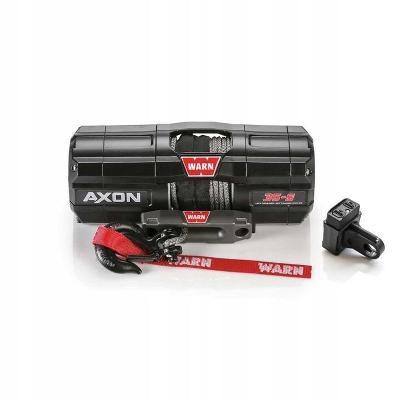 WARN Axon 35-S naviják electricky tažná kapacita: 1588 kg