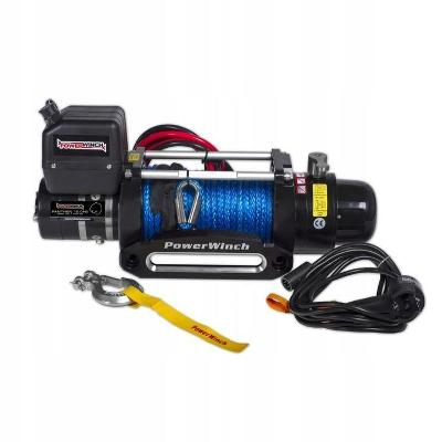 Electricky Naviják PANTHER 12.0 HS 12V Syntety PowerWinch