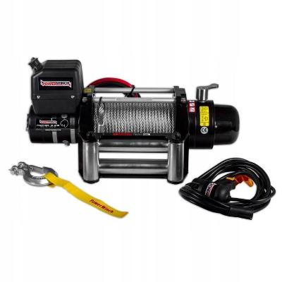 Electricky Naviják Ocelový PANTHER 12.0 HS 12V PowerWinch