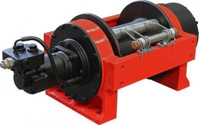 Naviják DWHI 450 HD 20000 kg DRAGON WINCH hydraulický