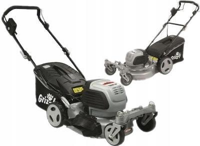 Sekačka na trávu Elektricka 1600W GRIZZLY BRM1642Q-360 42