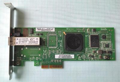 Síťová optická karta PX2510401-60 Qlogic 4GB PCI Express
