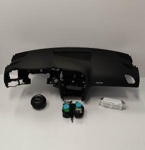 Audi A4 A5 sportback airbagová sada , airbagy , pásy , palubní deska