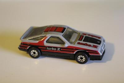 Matchbox SF - Dodge Daytona Turbo Z 1984 Macau